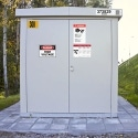 Fabrico's Transformer Warning labels provide needed safety for transformer users and service personnel.