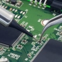 Electronic components often require fade resistant number coding, and thermal imprinting offers maximum flexibility and quality.