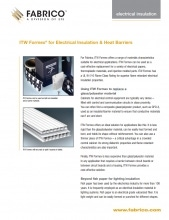 Download ITW Formex for Electrical Insulation & Heat Barriers