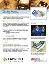 Download Wireless Device Housing Materials