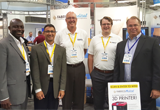 Fabrico Medical at the MD&M-Minneapolis exhibition last month