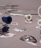 bonding and attaching tapes and adhesives on table
